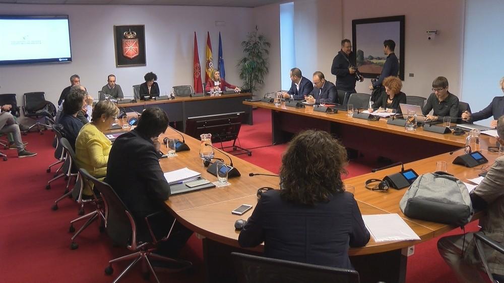 Tensión entre PSN y Geroa Bai por el euskera