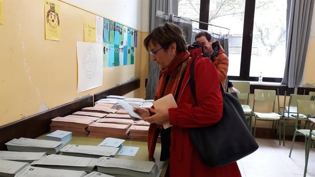 """De Simón dice que """"cada voto es imprescindible y necesario"""" Europa Press"""