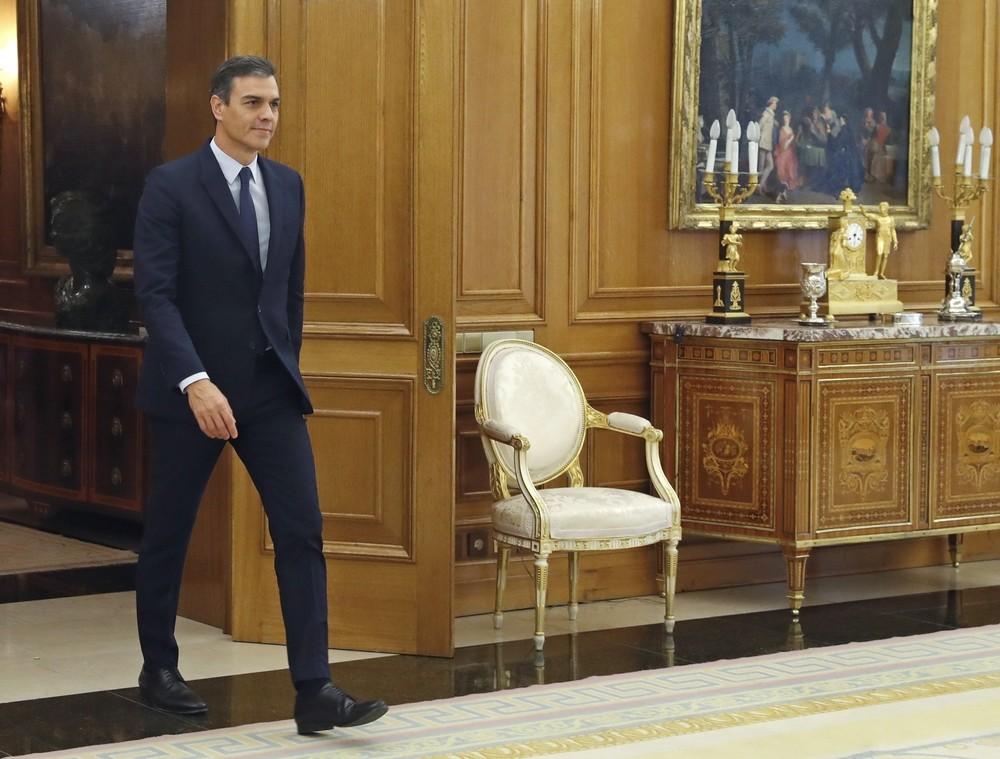Sigue en directo la rueda de prensa de Pedro Sánchez