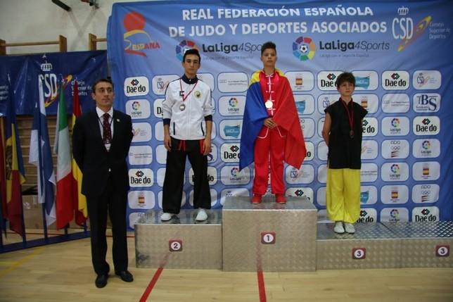 Éxito del club Lao Jia Wu Shu en el mundial de Madrid