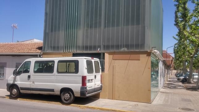 Intentar robar por segunda vez en 10 días en La Hormiga Fotos Rueda Villaverde