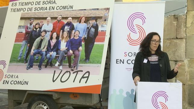 Soria en Común apuesta por un plan de Vivienda Municipal