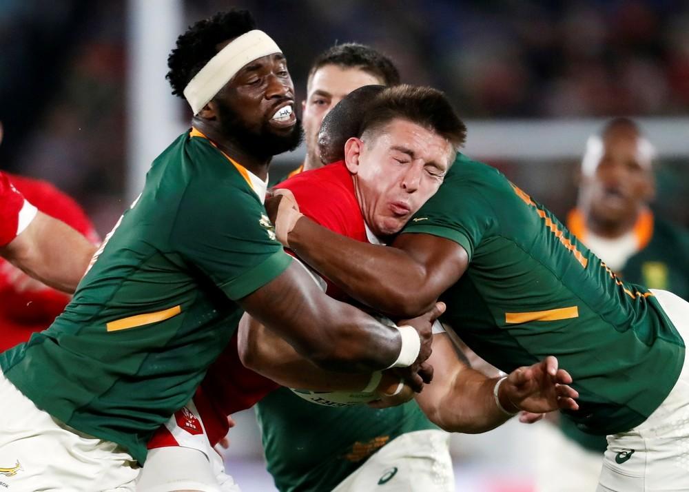 Sudáfrica vence a Gales y jugará la final contra Inglaterra