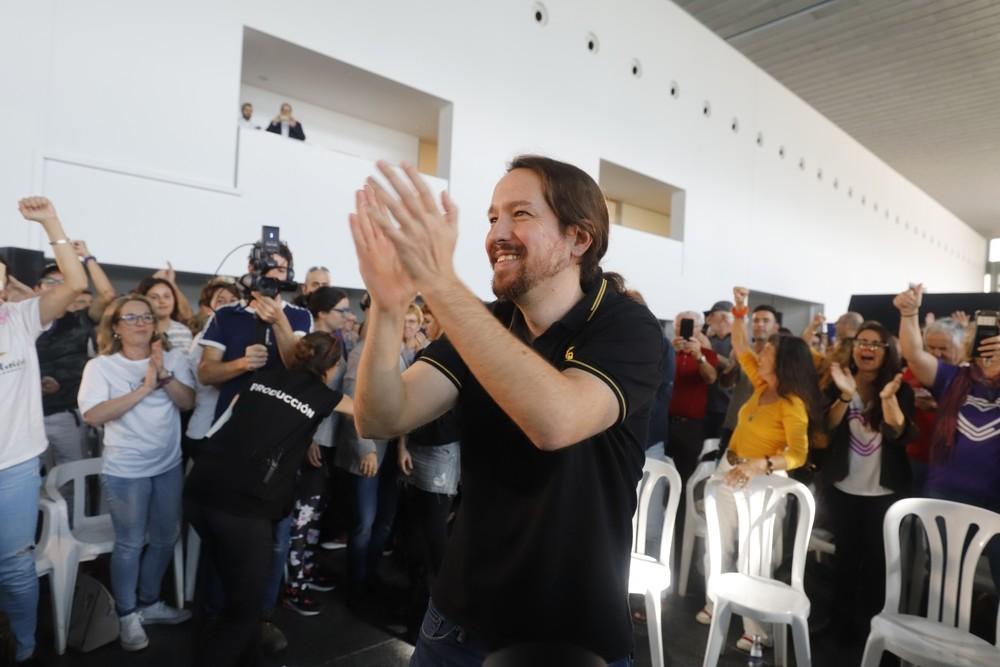 Iglesias no se fía de las promesas del PSOE