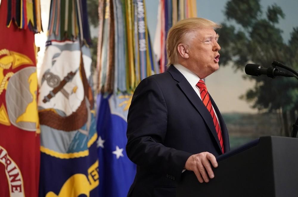 Trump anuncia la muerte del jefe del Estado Islámico