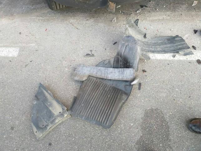 Buscan al autor de los daños en coches de la avenida de Irún @PoliciaVLL