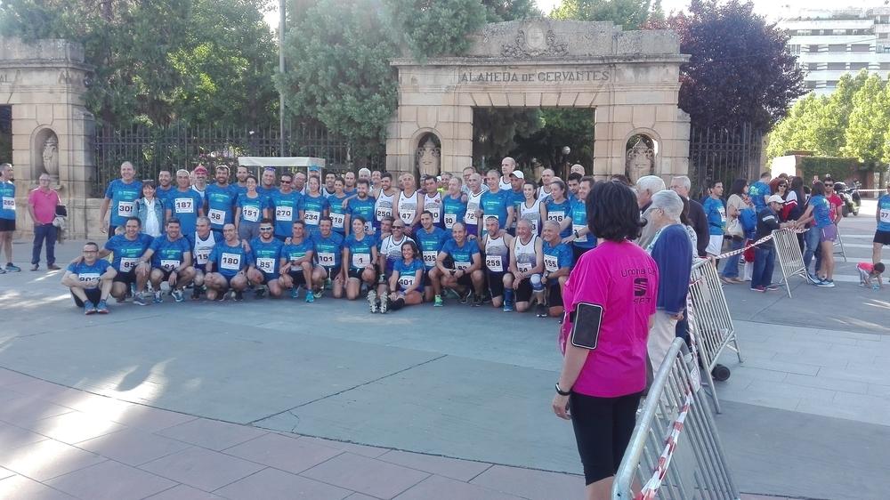 David Rodríguez y Rocío Fernández ganan la Soria-Valonsadero
