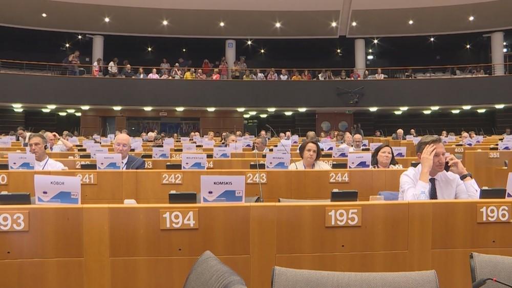 Navarra se vuelca con el medio ambiente desde Bruselas
