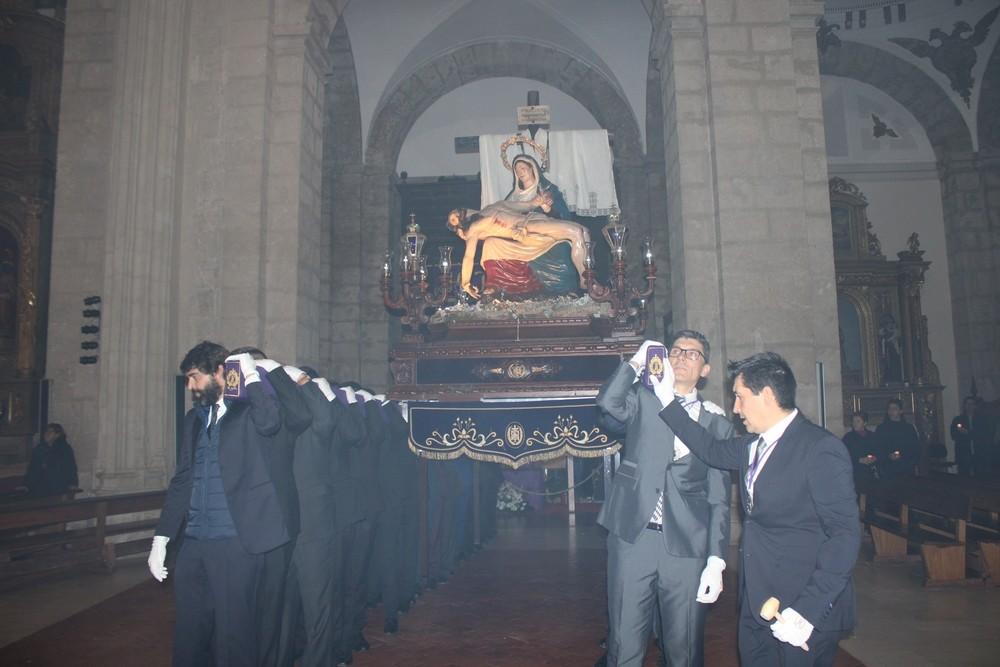 Solemne festividad de la Virgen de la Piedad en Tarancón