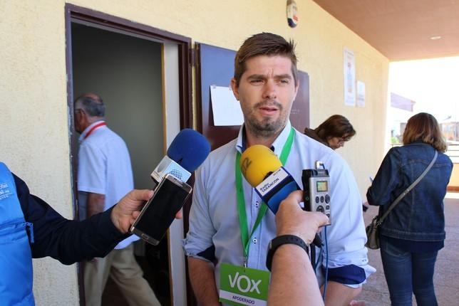 Vox espera entrar en el Ayuntamiento de Tarancón