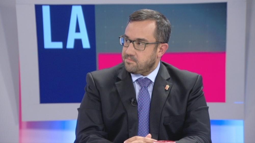"""Remírez sobre el euskera: """"Buscamos el beneficio de todos"""""""