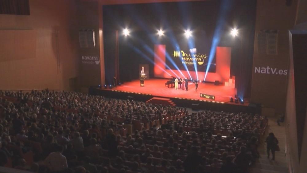 Navarra TV celebra este miércoles la entrega de sus premios