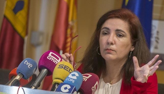 Mar Álvarez, responsable de la Unidad de Coordinación contra la Violencia sobre la Mujer en Castilla-La Mancha. Yolanda Lancha