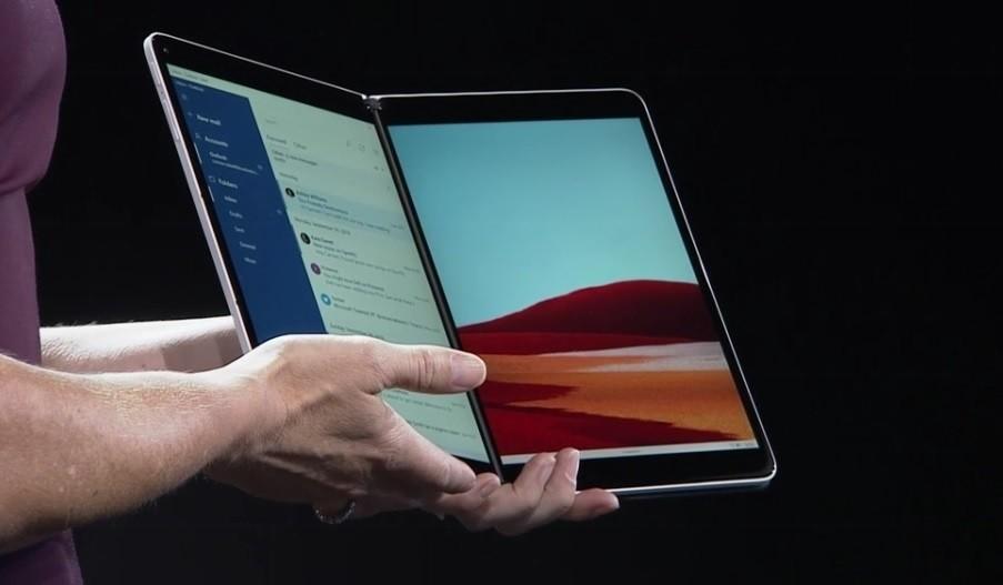 Neo y Duo, dos nuevos Surface con pantalla plegable