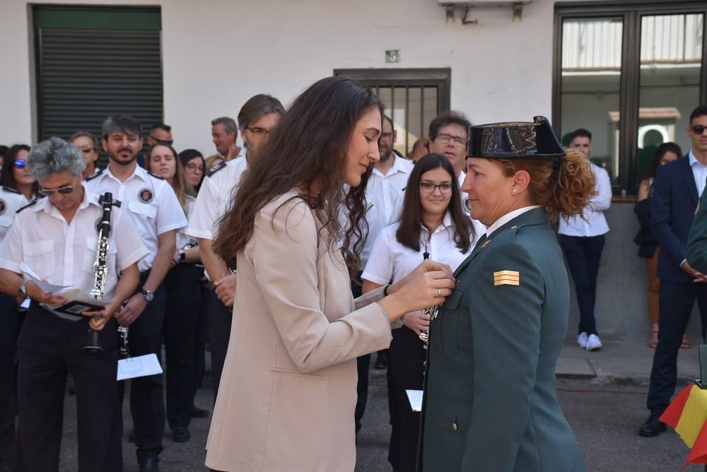Devia destaca labor de cohesión y seguridad de Guardia Civil