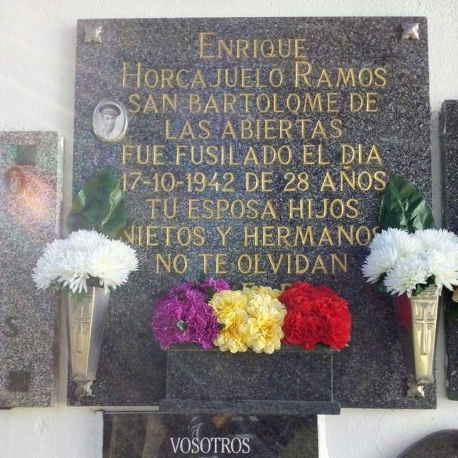 El ADN confirma que los restos son de Enrique Horcajuelo