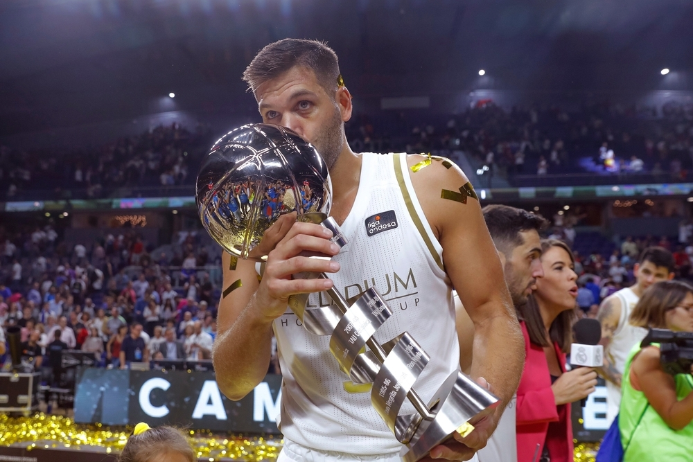 El Real Madrid, campeón de la Supercopa Endesa