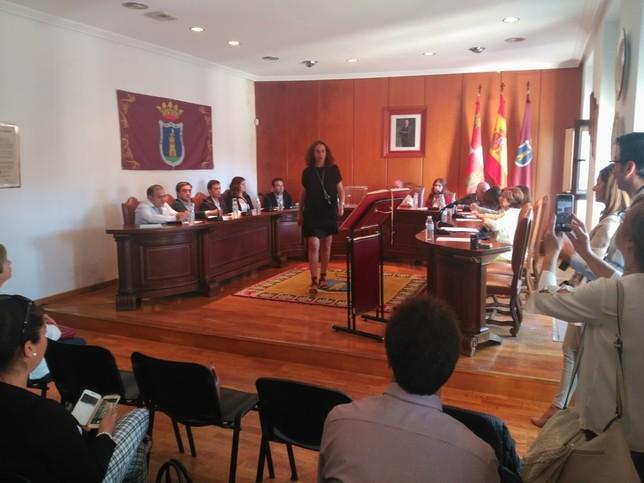 Sorpresa en Peñafiel. Gobernará el PSOE en un cuatripartito