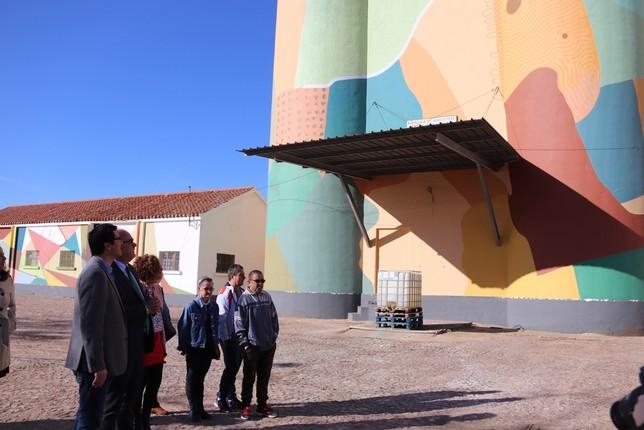 Los silos, ejemplo de inclusión social