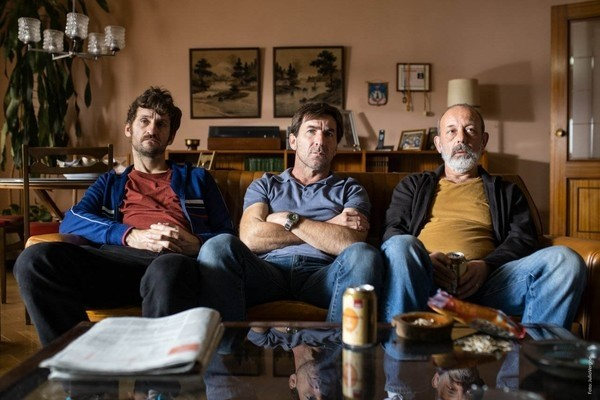 Fotograma de la película de la Sección Oficial 'El plan' de Polo Menárguez.