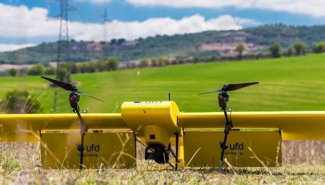 Impulsan con éxito el uso del dron más allá del campo visual