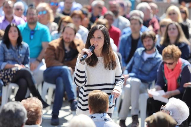 Unidas Podemos inicia campana con el objetivo en el Congreso