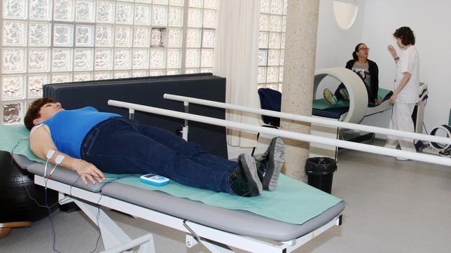 Resultado de imagen de sala de fisioterapia