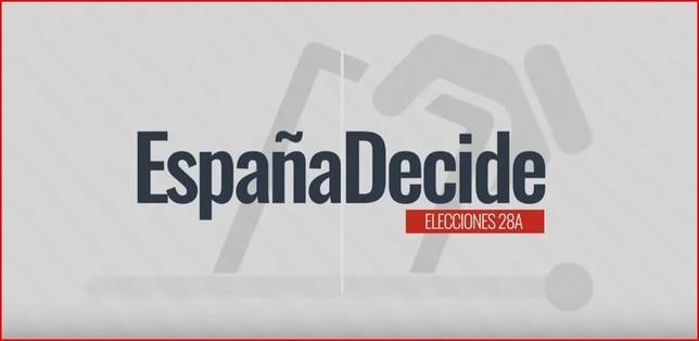 Todos los detalles de la jornada electoral, en Navarra TV