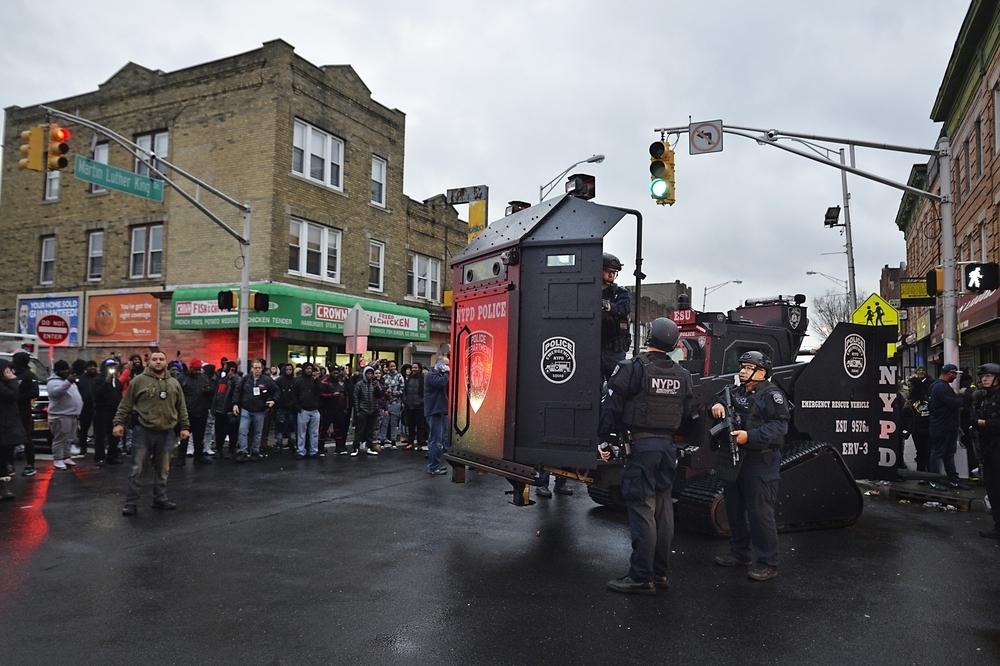 Seis muertos en un tiroteo en una tienda de Nueva Jersey