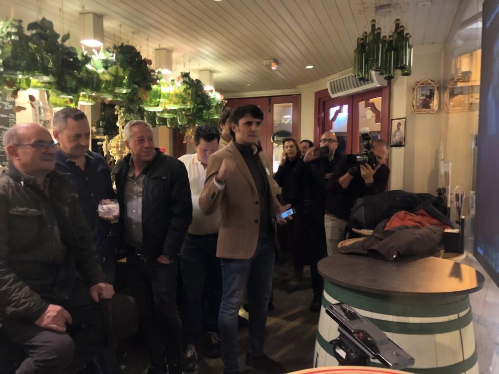 (VÍDEO): Así se vivió la noche electoral en Segovia
