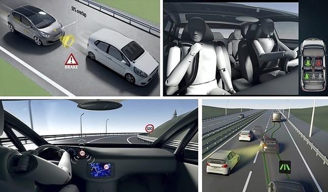 Los coches tendrán 'caja negra'