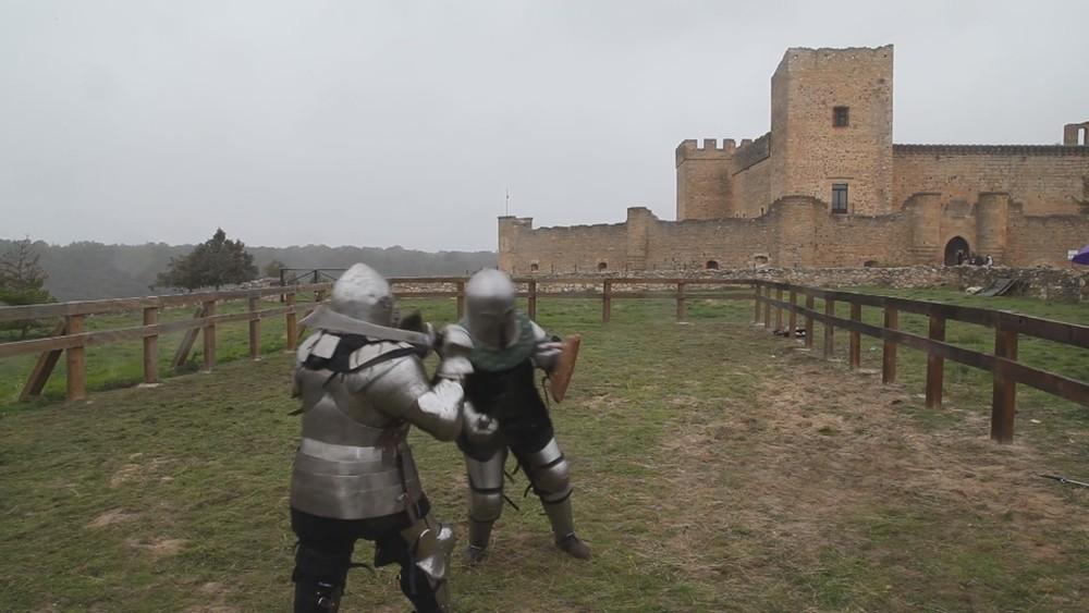 Pedraza regresa a la Edad Media