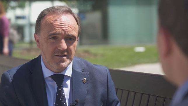 Javier Esparza, en 'Si yo presidiera Navarra'