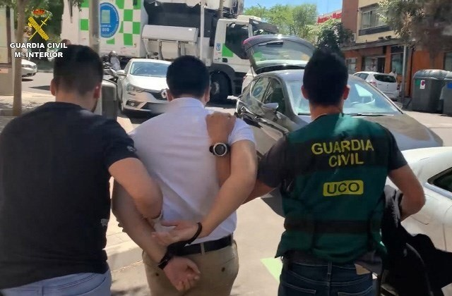 Detienen al mayor ciberestafador de España Guardia Civil