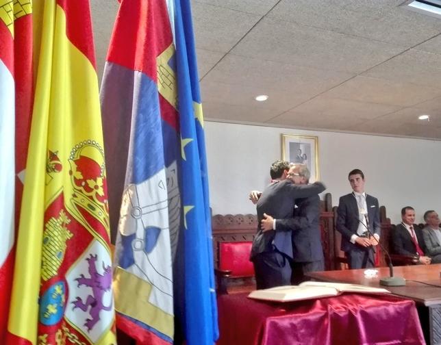 David Esteban continuará como alcalde en Medina de Rioseco