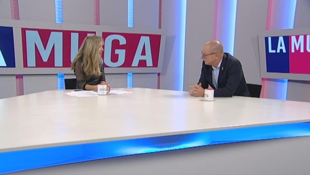 Gimeno anuncia en Navarra TV nueva OPE para 600 profesores