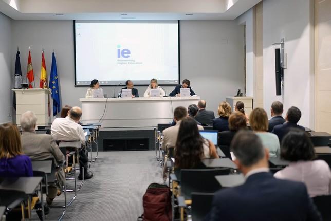 IE University reúne a expertos europeos en Humanidades