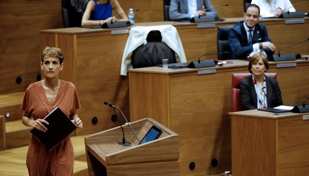 El Gobierno de Navarra no recurrirá la sentencia del euskera