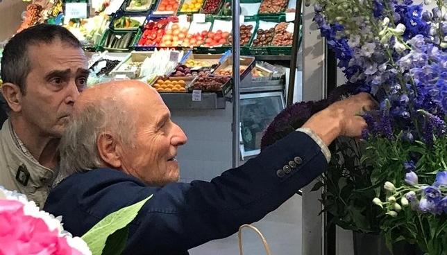 Antonio López sigue viendo arte en los productos navarros