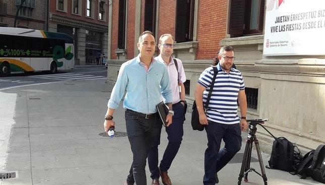 PSN, Geroa Bai, Podemos e I-E, convencidos de cerrar acuerdo Europa Press