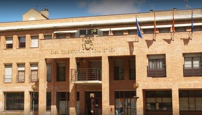 María Lecumberri (Navarra Suma), nueva alcaldesa de Barañain Archivo NATV