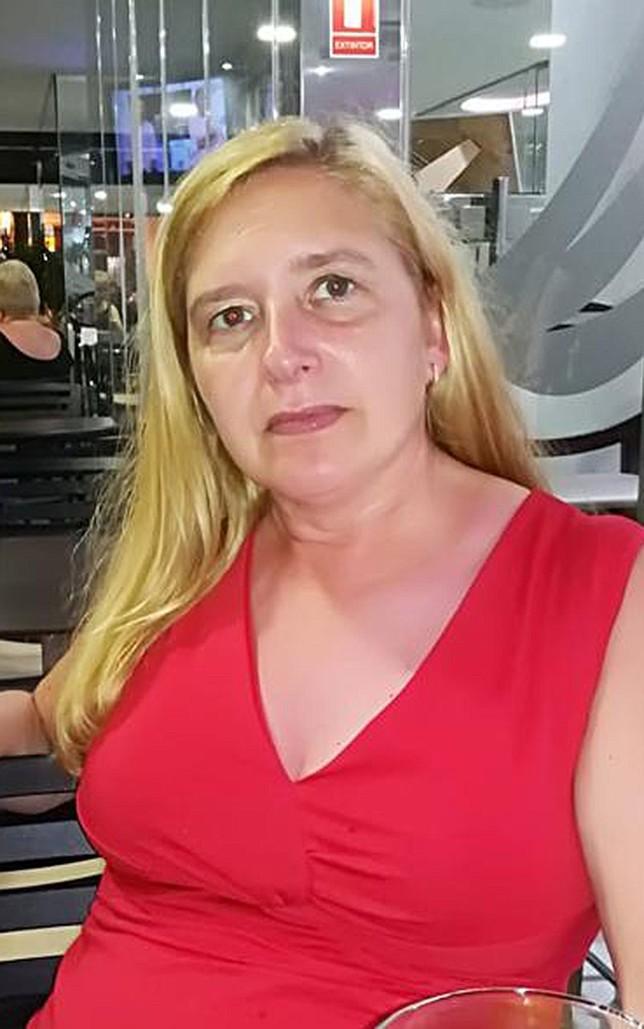 Encarnación Altozano, candidta del PP a la Alcaldía de San Lorenzo de Calatrava. LT