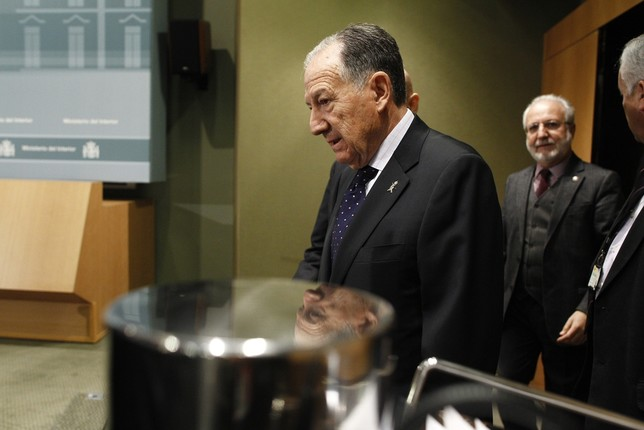 Se busca nuevo responsable del espionaje español EUROPA PRESS