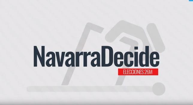 'Navarra Decide': los candidatos debaten en Navarra TV