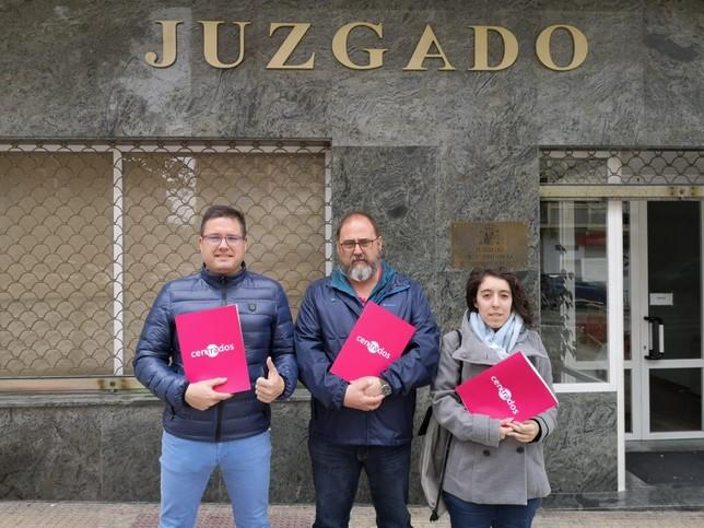 Centrados hace oficial la candidatura de Cosme Aranguren  l