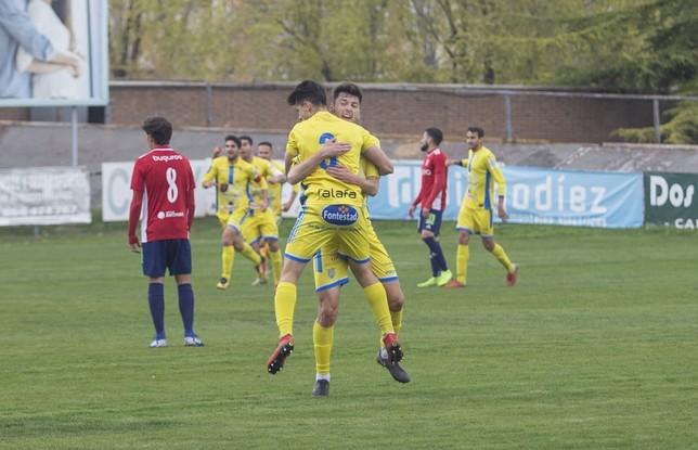 El Real Ávila se despierta del sueño del playoff Belén González