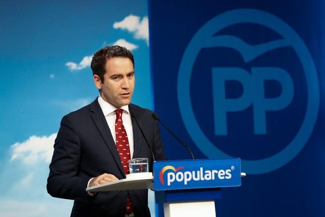 """El PP desacredita a Ayuso y se opondrá a Sánchez Á""""scar J.Barroso"""