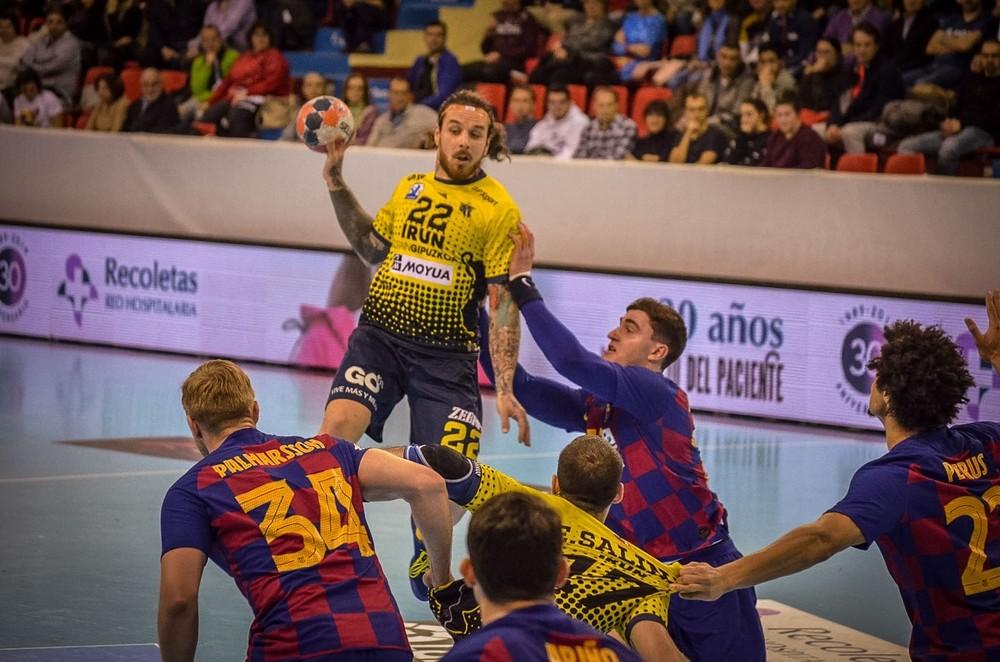 El Barça conquista la Copa Asobal en Huerta del Rey