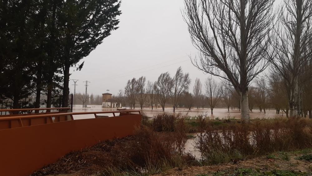 Melgar, zona cero de las inundaciones