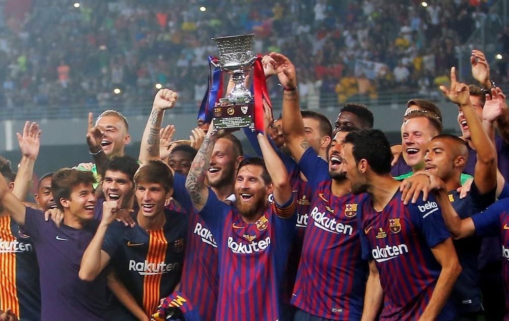 Sigue en directo el sorteo de la Supercopa de España